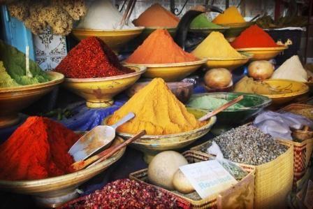 www.kochen-in-baden.de - nordafrika - Nordafrikanische Küche